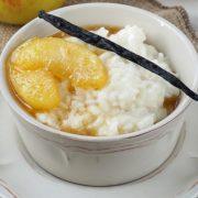 Pudding 180x180 - Pudding ryżowy z karmelizowanymi jabłkami