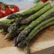 Szparagi zielone 180x180 - Szparagi - naturalne źródło błonnika i witamin