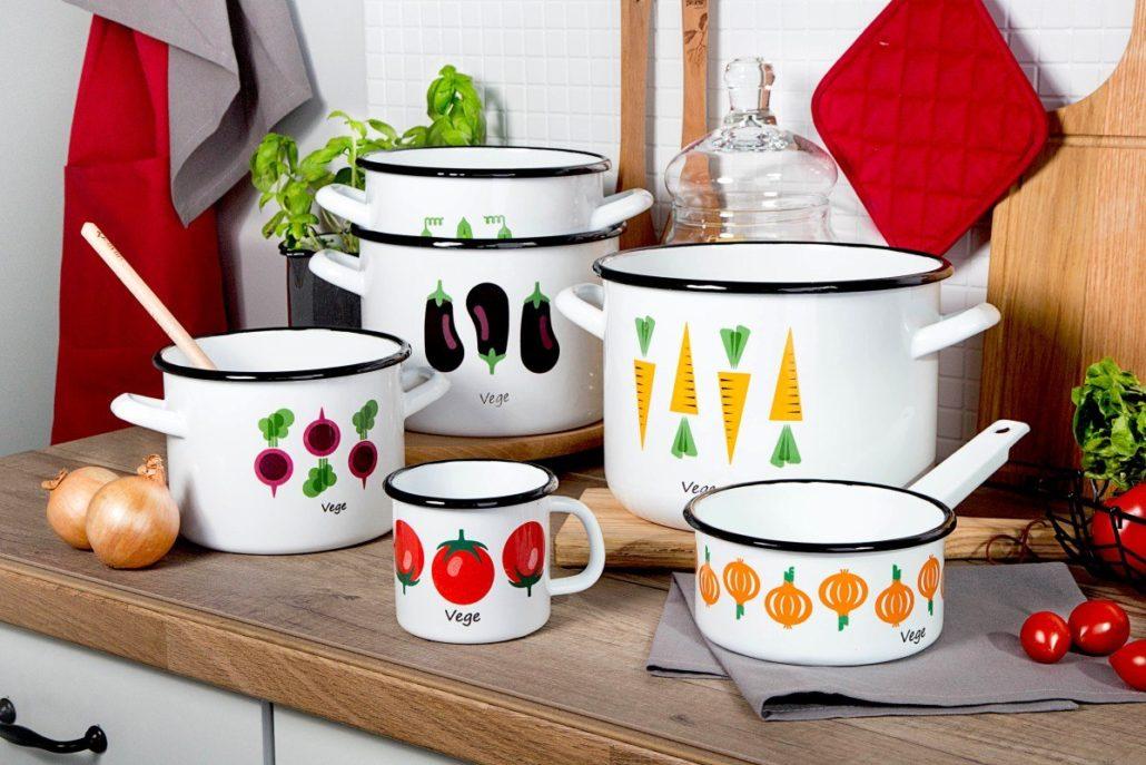 Silesia Vege 1 1030x687 - Garnki emaliowane w eklektycznej kuchni