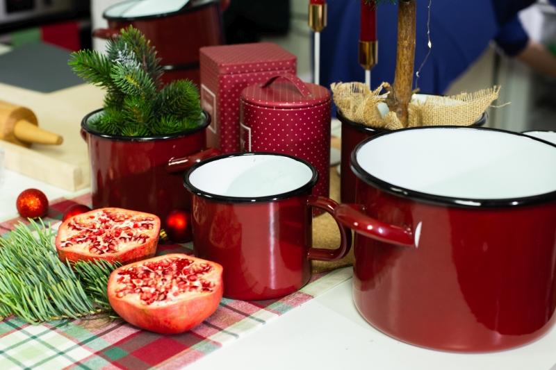 WIETA 1 - Naczynia przydatne podczas świątecznego gotowania